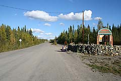 Dawson City Bus Service